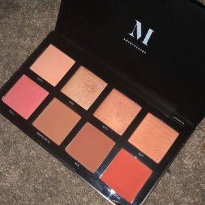 Morphe 8W Blush Palette